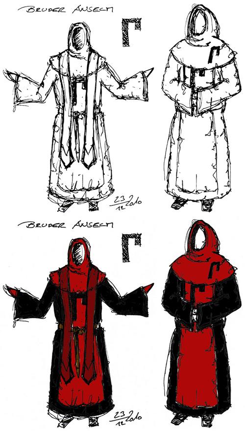 Des Bruders neue Kleider