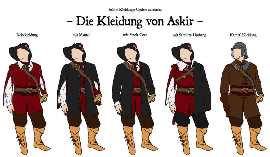 Askir :: Kleidungs-Update 2013/2014 :: #012