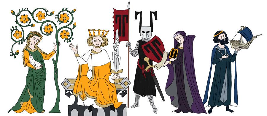 Neue Skizzen für Orktrutz