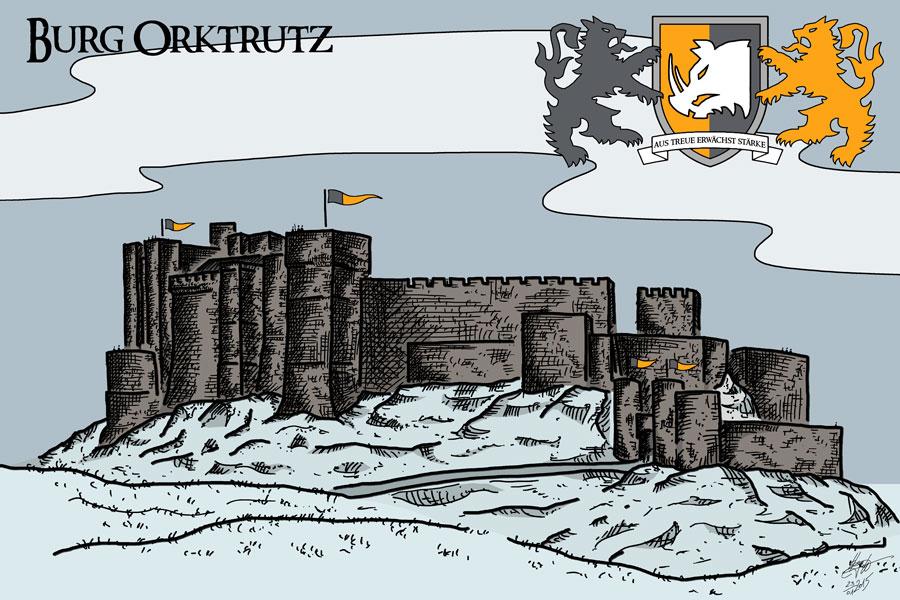Burg Orktrutz