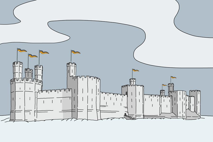 Burg Nordwacht