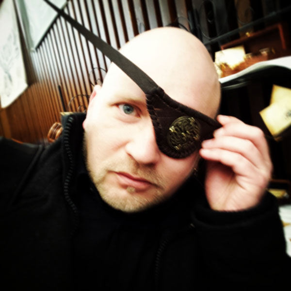 Bernulf vom Werhag und seine Augenklappe