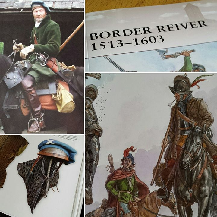 The Border Reiver – mein erstes Reenactment-Projekt!?