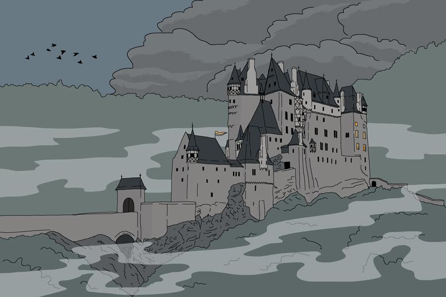 Burg Drachenpass
