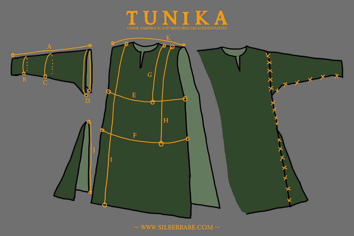 Die Tunika