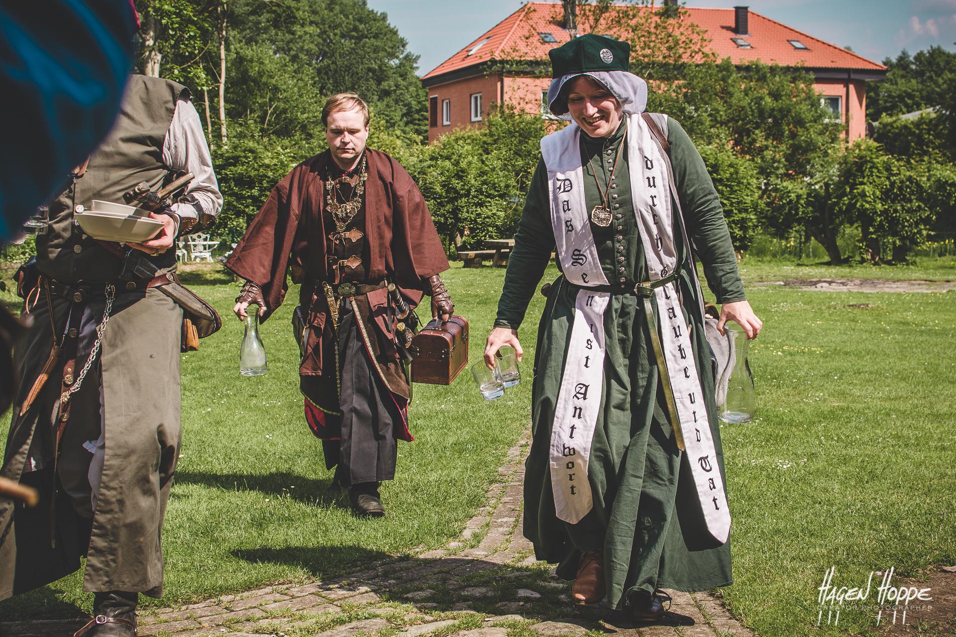 Review: Geburtstagsfeier in Leuenhaven