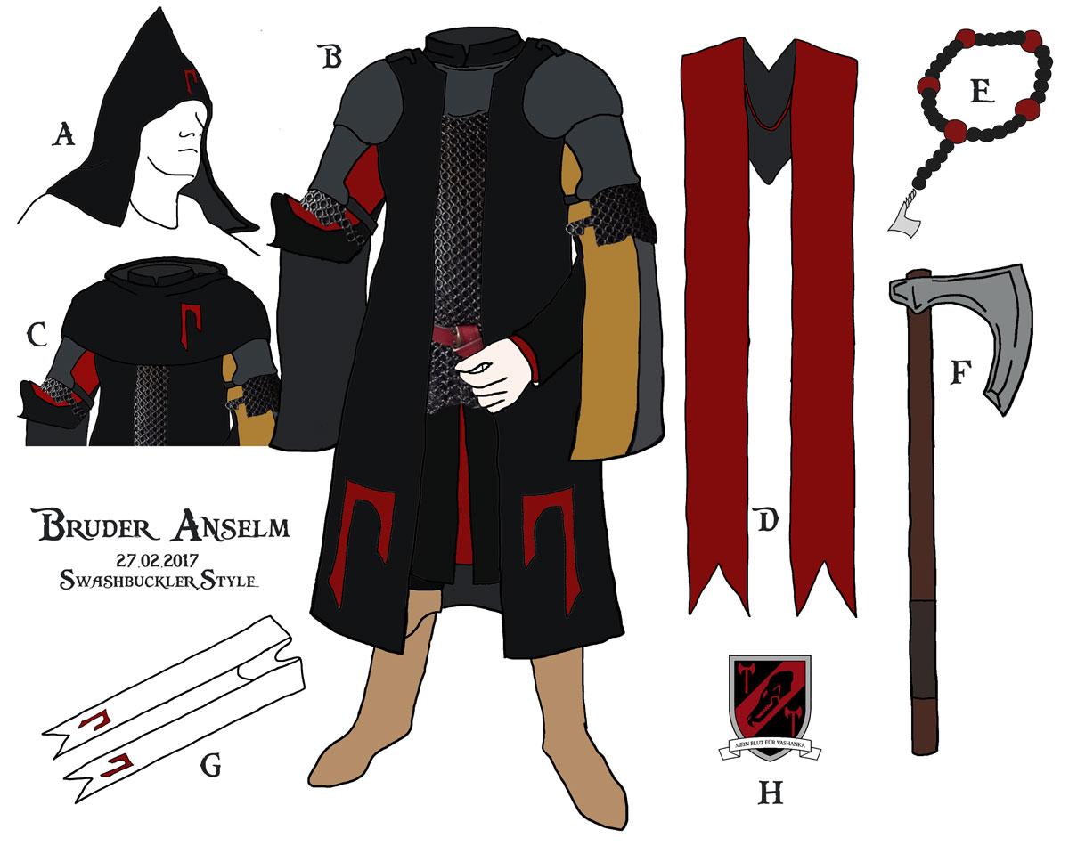 Anselm #9: alea iacta est