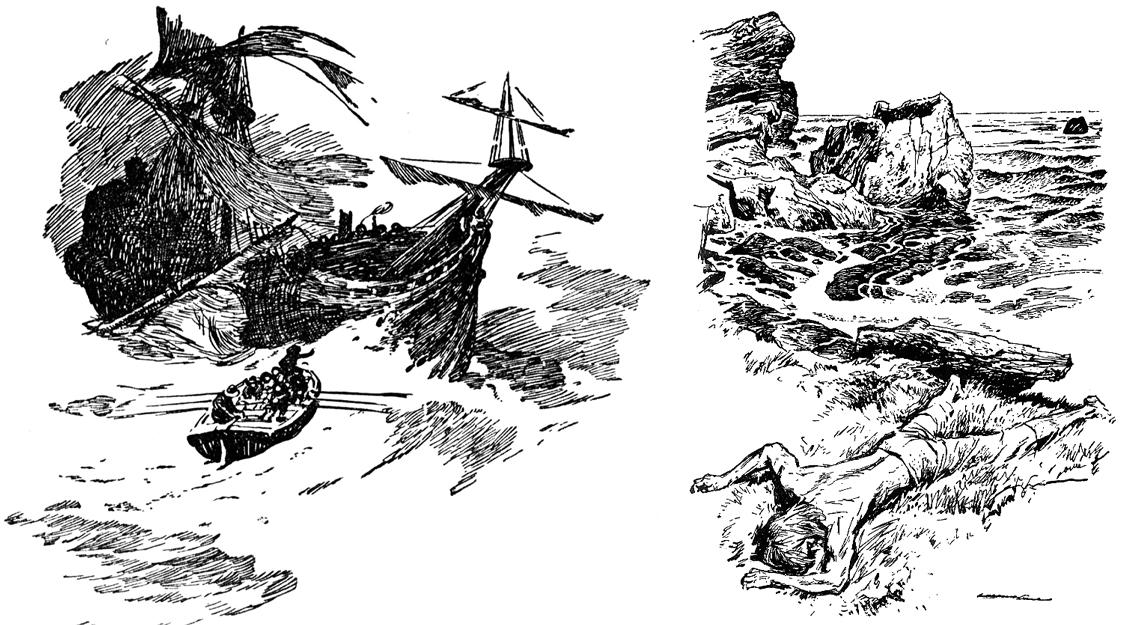 Askir: Verschollen auf See