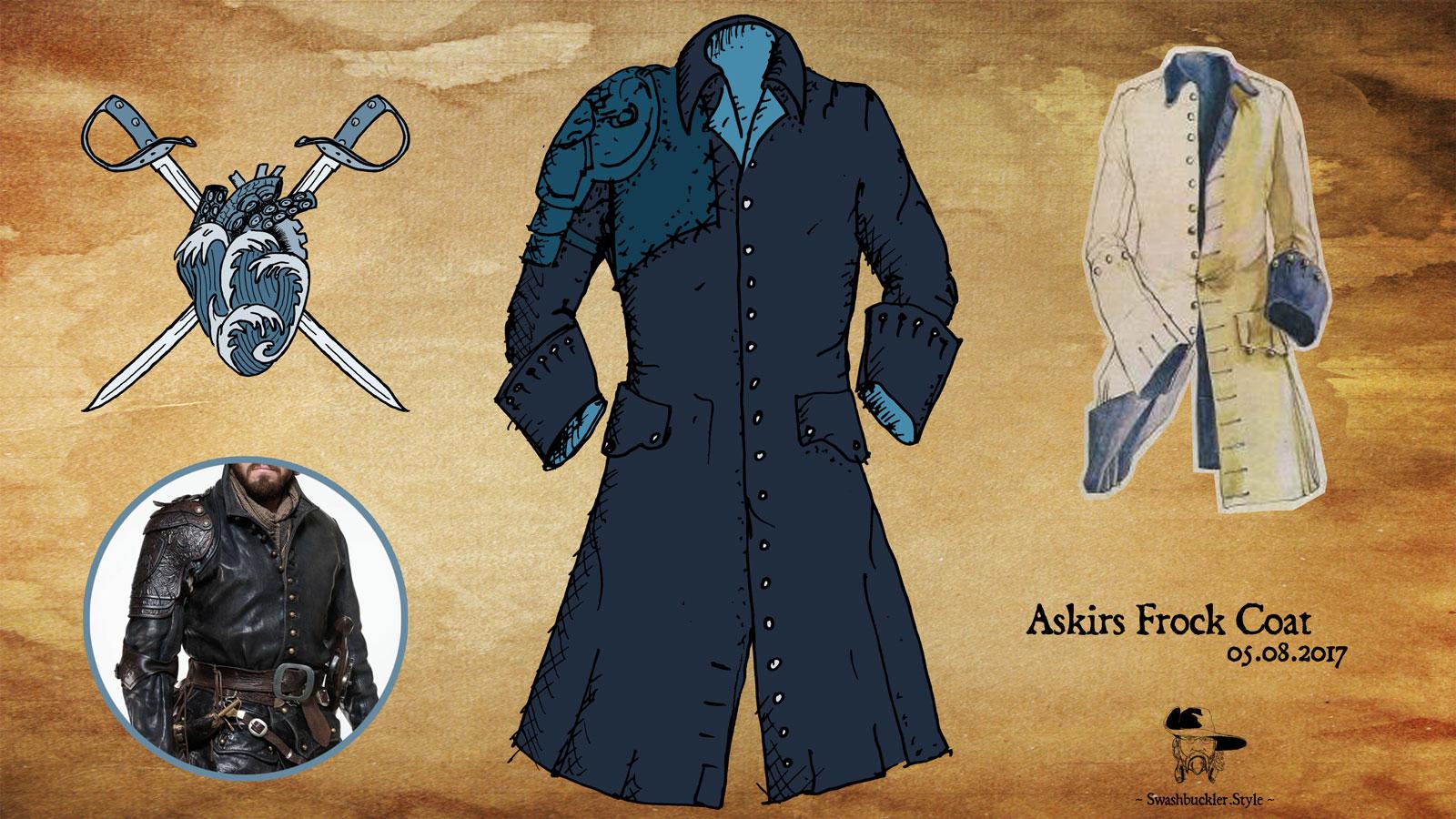 Ein Frock Coat Für Askir #3