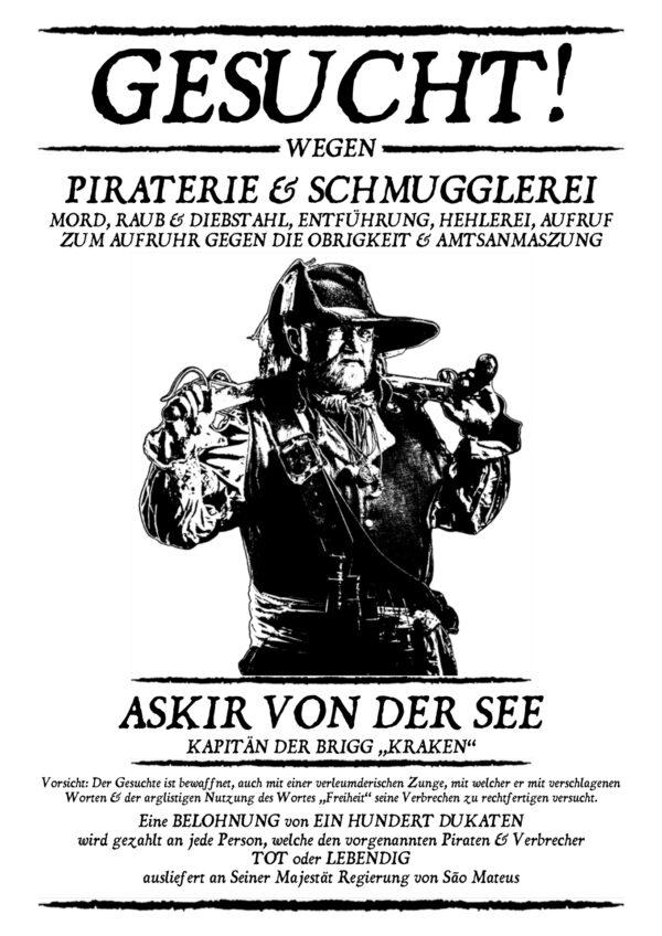 Steckbrief von Askir