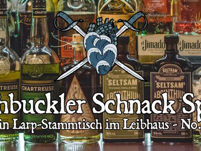 Swashbuckler Schnack Special #1