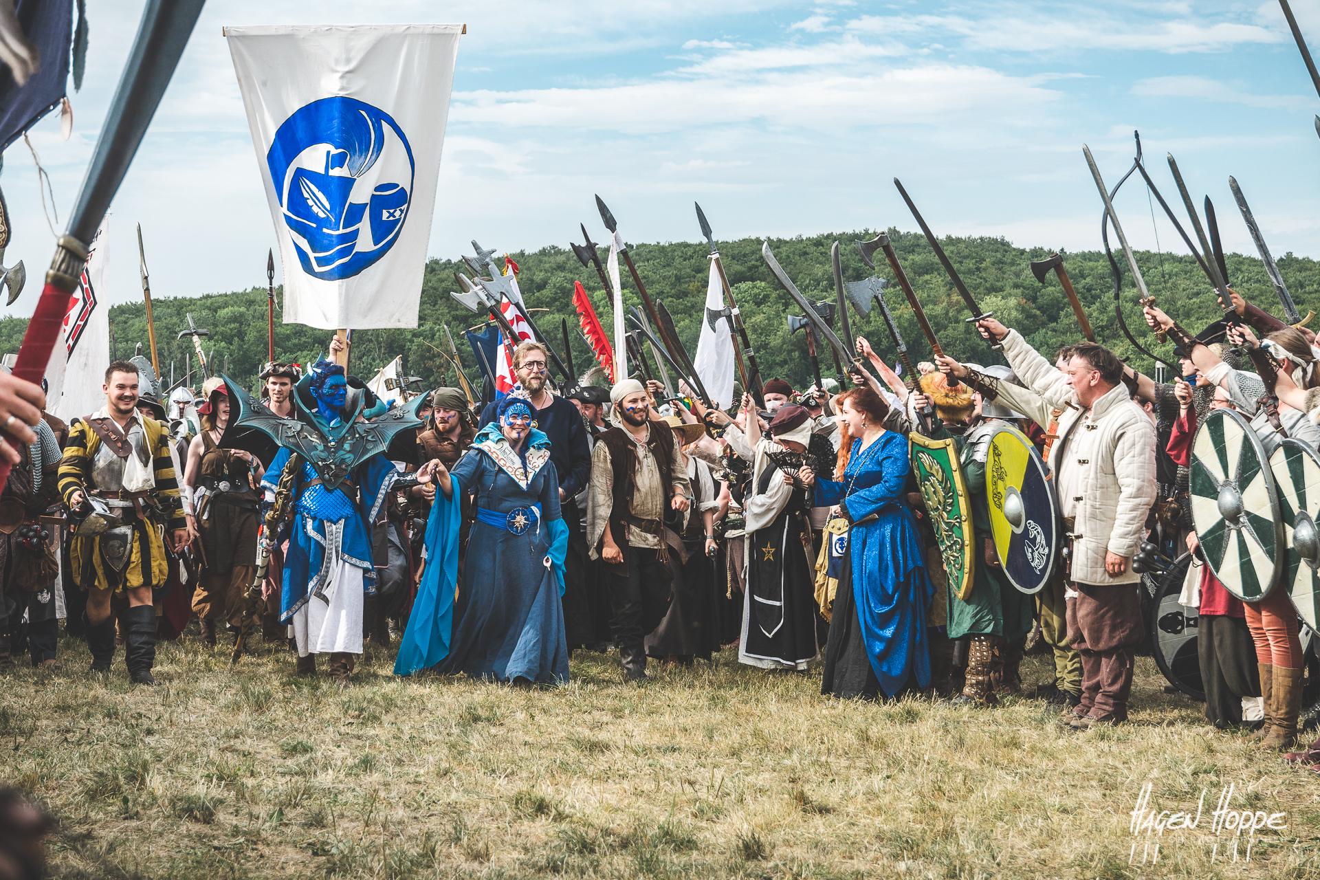 Käpt'ns Logbuch: Vom zweiten Sieg des Blauen