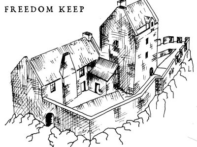 Käpt'ns Logbuch: Auf Freedom Keep No. 1
